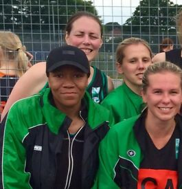 Netball players wanted for Saturday matches