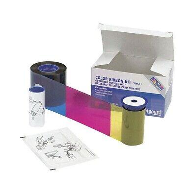 Datacard 534000-003 YMCKT Color Ribbon Kit (Replaces 552854-504) - -