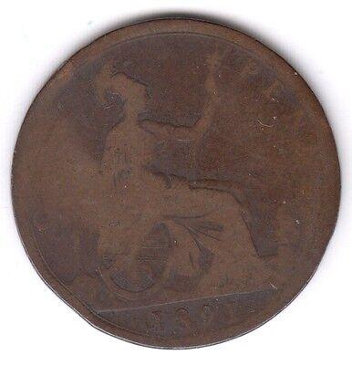 Penny 1891 Victoria Bun Head