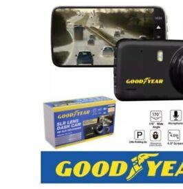 Brand new sealed - Goodyear Camera Video Dash Cam Recorder. Full HD.