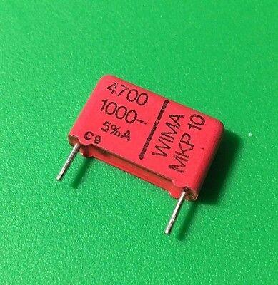 0.0047uf, 4700pf, 4.7nf 12 pcs .0047uf 630v  5/% tol metalized film caps