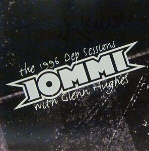 Tony-Iommi-CD-Album-Signed-The-1996-Dep-Sessions-MAYAN-MYNCD030-EU-New-Sealed