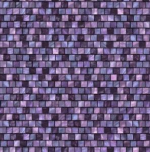 ORIGEN-fieltro-Papel-pintado-42103-20-Mosaico-BALDOSAS-GRIS-morado-metalico