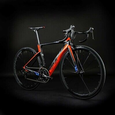 Twitter bike road full carbon gruppo SHIMANO 105/5800 22s weight 8.7kg size...