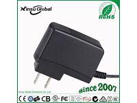 12V 1A christmas tree power adapter for LED light
