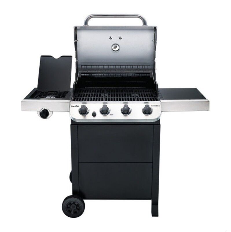 NEW Char-Broil Performance Series 4 Burner Gas Grill 475 **F