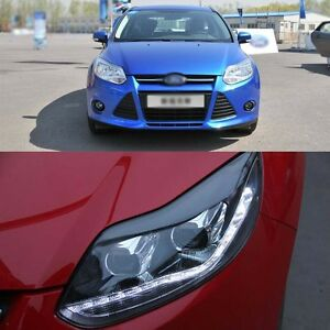 R8-Sharp-Blade-LED-Rectangle-Xenon-Projector-Lens-Headlight-for-Ford-Focus-2012