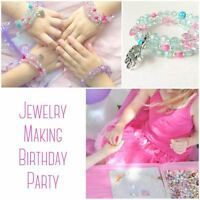 Caledonia Mobile Craft Birthday parties for Girls ages 6, 7 8