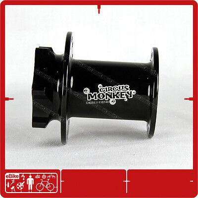 Circus Monkey HDW2 Disc Hub F 24 R 24 H 6 Pawls MTB CNC 6Bolt F/&R set Black