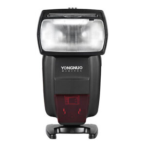 Yongnuo speedlight with lithium battery