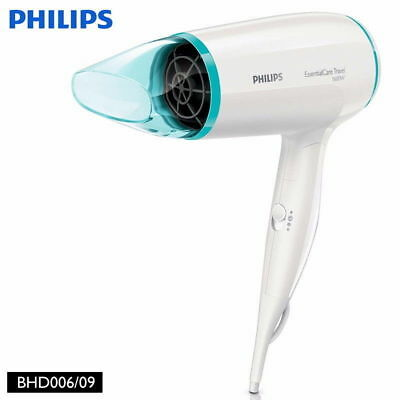 PHILIPS Hair Dryer Healthy Drying Tool 1,350W Travelers ThermoProject n_o
