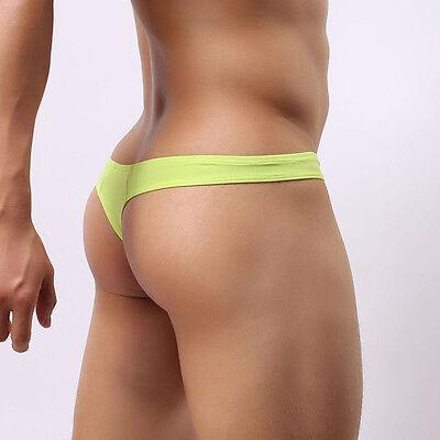 Jock Strap Underwear (USA Seller Men Thongs bikini underwear G-string Jockstrap Swimwear BRAVE PERSON)