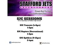 Stafford Jets Cheerleading Squad - classes from 4yrs+