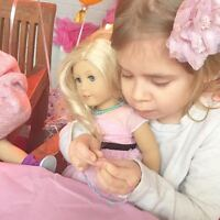 Georgetown Mobile Craft Birthday Party for Girls ages 5, 6, 7,