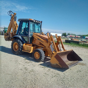 1996 CASE 580 SUPER L BACKHOE