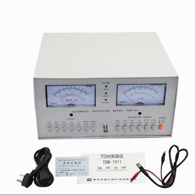 Tdm-1911 Automatic Distortion Meter 0.01 - 30 Audio Distortion Meter 110220vm