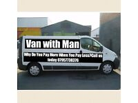 MAN AND VAN REMOVAL HIRE WEST MIDLAND AND COVENTRY WITH A RELIABLE AND HIGHEST QUALITY 07957738376