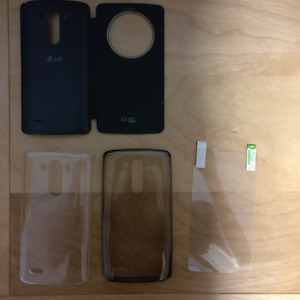LG G3 Cases and Screen Protector