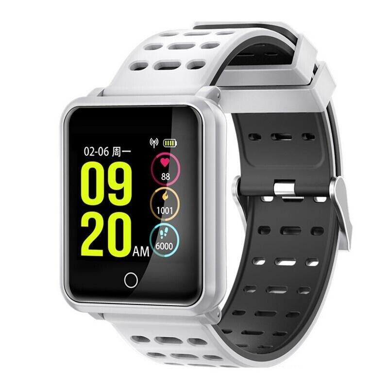 New Waterproof Bluetooth Smart Watch For iphone IOS Android LG ZTE No Sim Needed