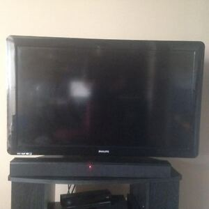 "44"" LCD Philips TV with Remote to be Sold before the 6th of sept"
