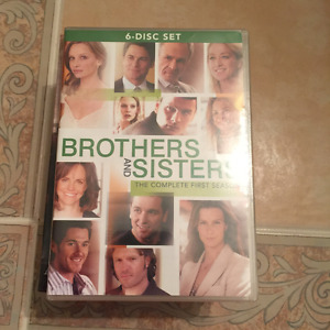 Brothers and Sisters-all 5 seasons brand new never opened