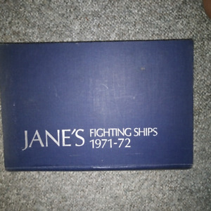 JANE'S    Fighting Ships 1971-72
