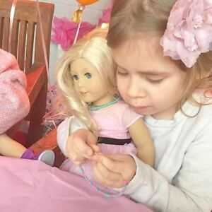 Georgetown Mobile Craft Birthday Party for Girls ages 6, 7, 8