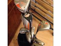 Mitsubishi golf club set