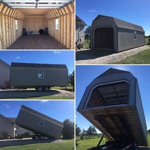 Portable garage buy or sell outdoor tools storage in for Prefab garage ontario