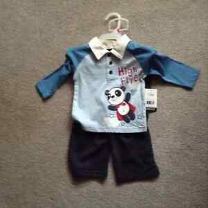 SIZE 12 MONTHS 2 Piece Outfit    BRAND NEW WITH TAGS ON