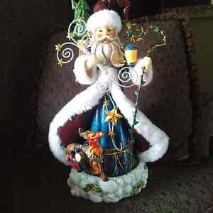 "Santa 17"" tall"