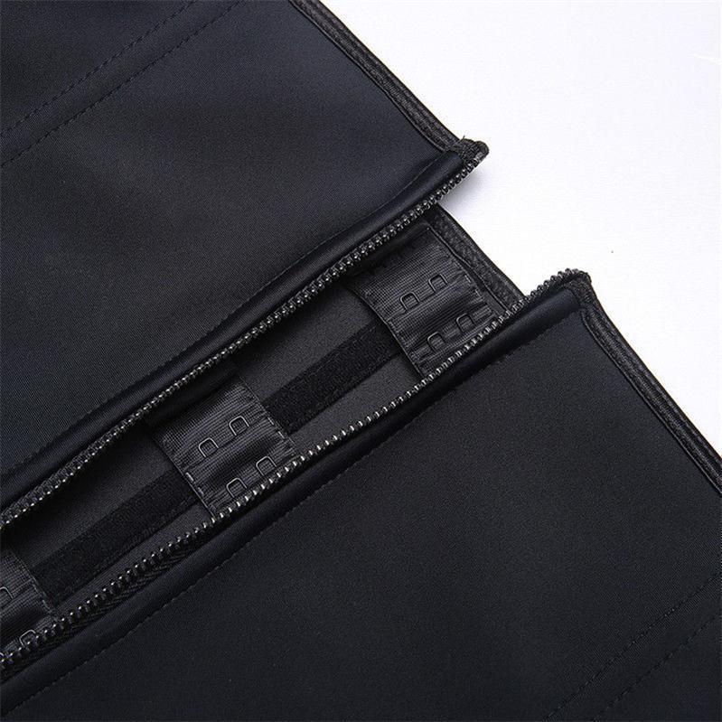 Corset Body Shaper LATEX Waist Trainer Underbust Shapewear Plus Size Top Fajas