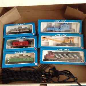 HO TRAIN SET