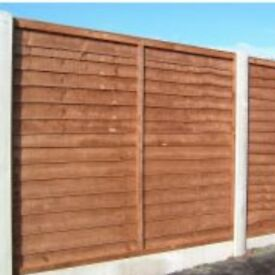 6ft fence panels