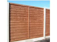 6ft fence panels