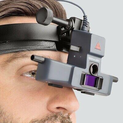 Heine Sigma 250 Led Binocular Indirect Ophthalmoscope With Head Band Mpack