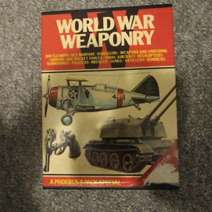 World War Weaponry