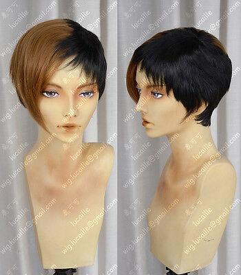 Beautiful Boy Handsome Alter Ego/Harajuku Man Fashion Short Cosplay Wig Hair