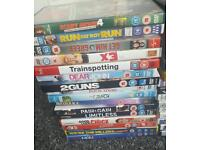 Dvd collection. Can be sold seperately