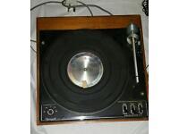 Vintage Garrard AP 76 single player deck