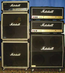 1987 CDN Marshall Silver Jubilee 2553 HEAD ONLY