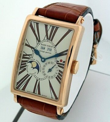 Roger Dubuis MuchMore Perpetual 18k Rose Gold LIMITED EDITION $89,000.00 watch.
