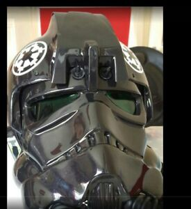 STAR WARS Tie Fighter Pilot Helmet and armour costume  kit