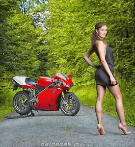 GORGEOUS 2002 DUCATI 998 SUPERBIKE IN IMMACULATE CONDITION