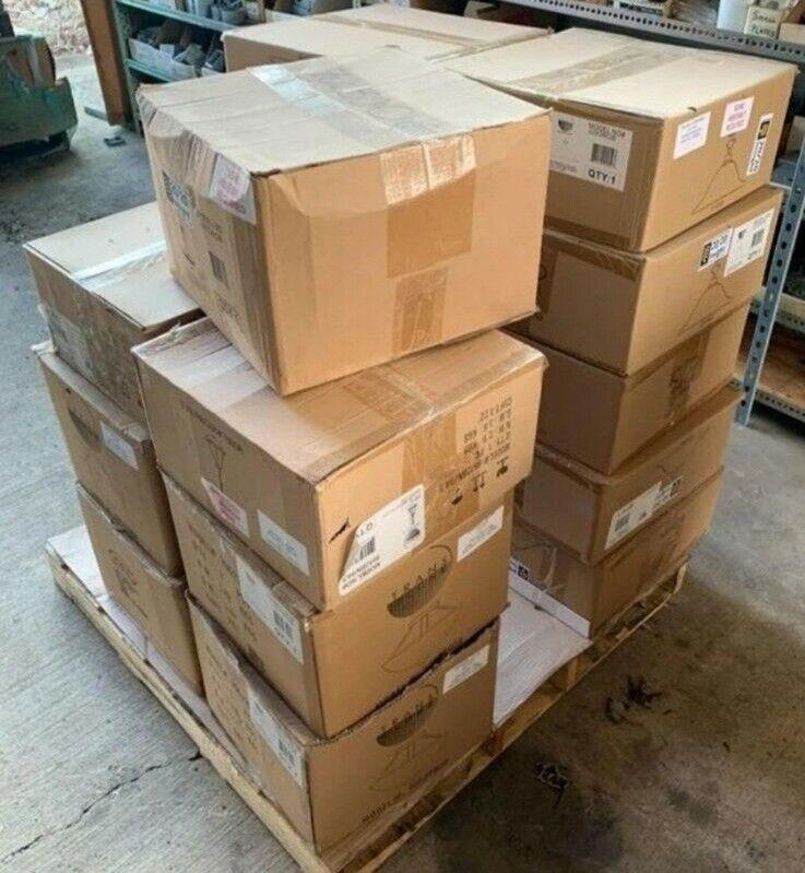Liquidation lots, 25-40 items per box, only $100