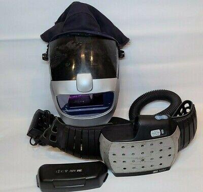 3m Speedglas Welding Helmet 9000v Adflo Powered Air Purifying Respirator