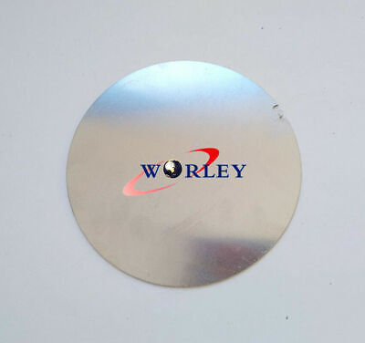 11-12 Inch Dia. 280-300mm Aluminum Disc Circle Plate Flat Sheet Round 2mm Thick