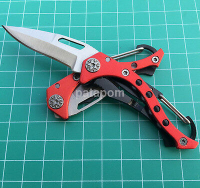 Hot Folding Tactical Outdoor Pocket Hunting Camping Fishing Climbing Knife US
