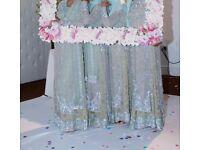 Golu designer bridesmaid dress