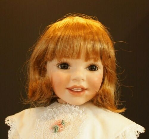 """""""Carol"""" Wig Size 14-15 Strawberry Blonde Discontinued By Playhouse"""